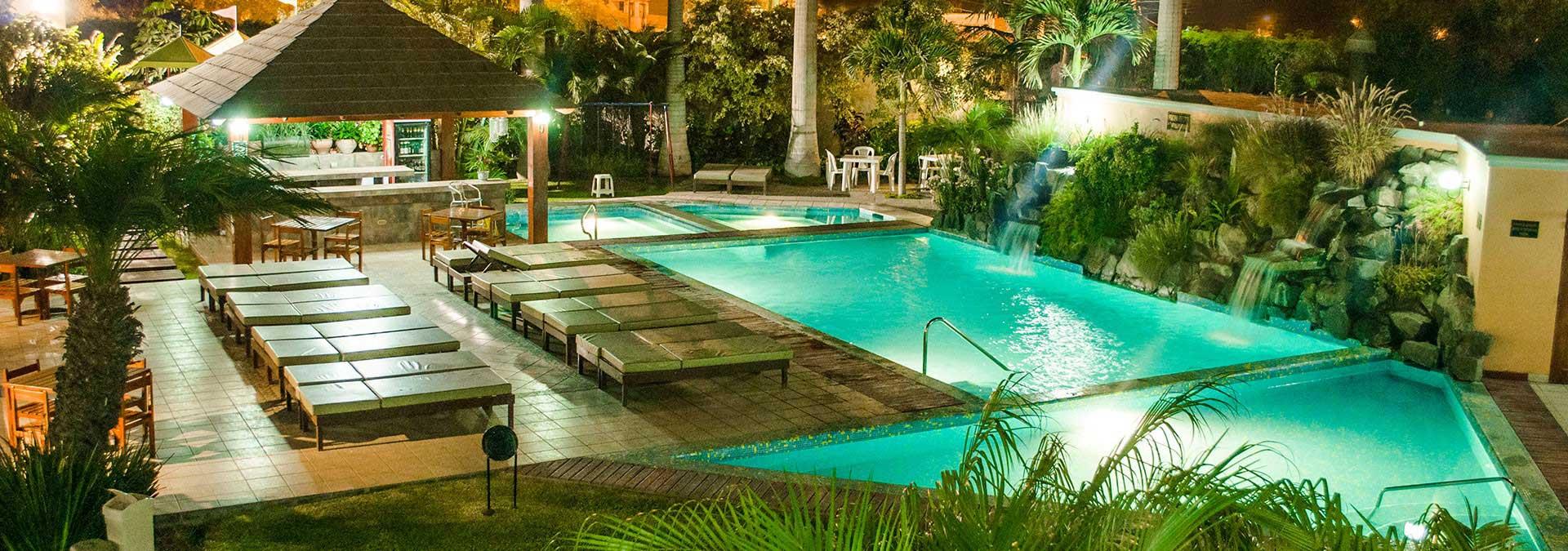 La casona de los c ndores hotel centro de convenciones - Hoteles cerca casa campo madrid ...